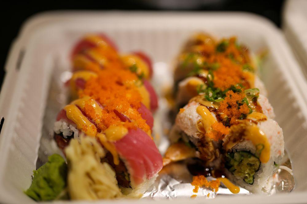 Sushi Garden: 5600 Scotts Valley Dr, Scotts Valley, CA