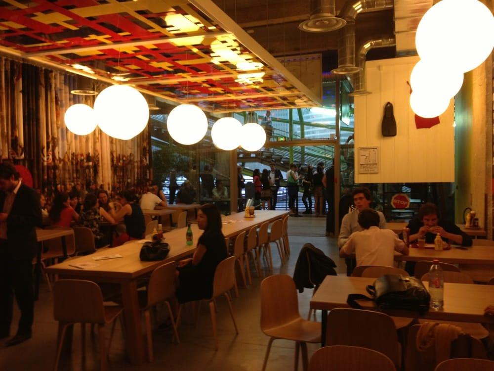 Fast Food Gare Austerlitz