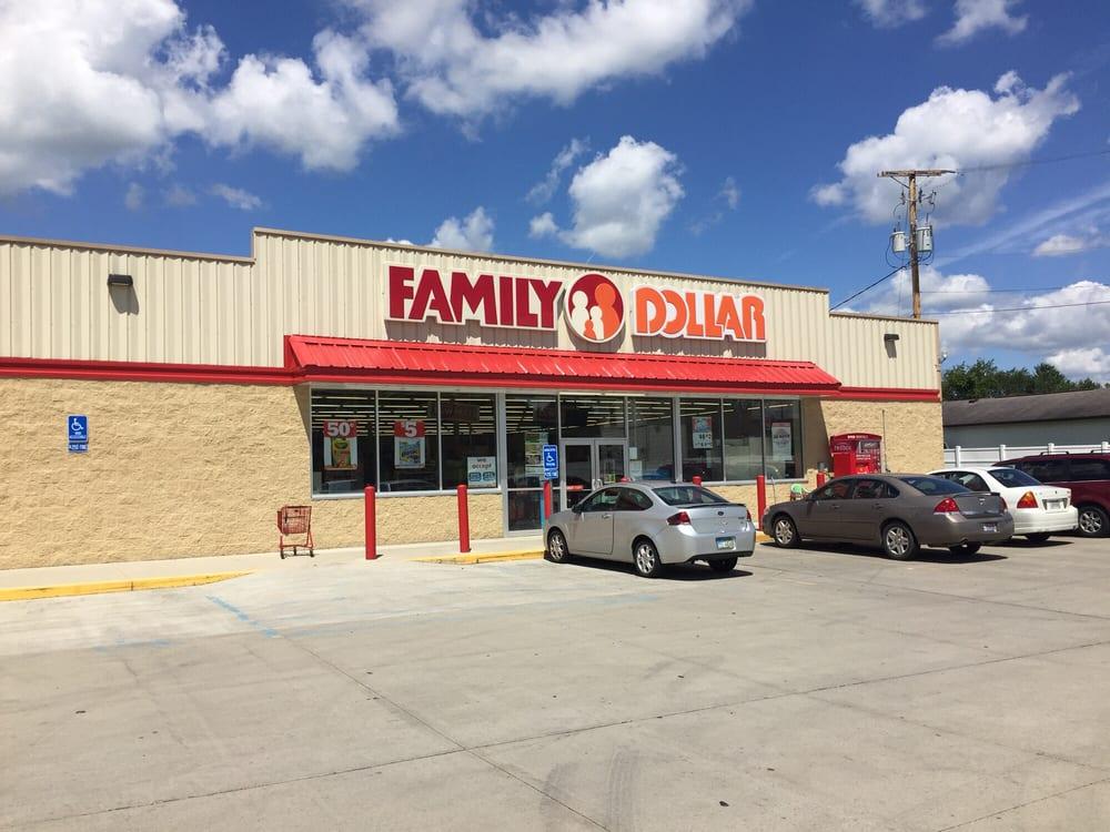 Family Dollar: 12255 Lancaster St, Millersport, OH