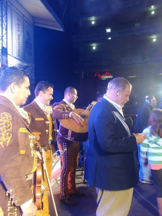 Mariachi In San Antonio Restaurants