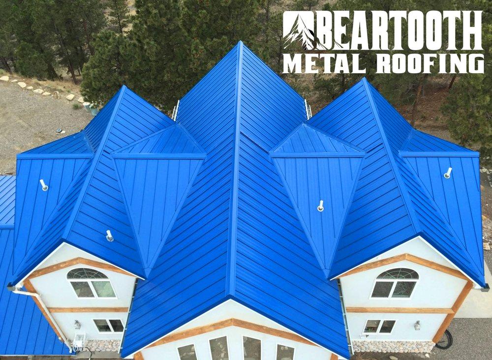 Beartooth Metal Roofing: 187 Norris Ct S, Billings, MT