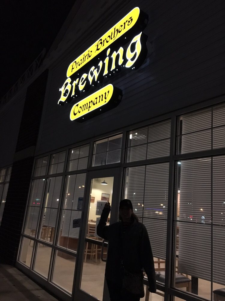 Prairie Brothers Brewing Co: 4474 23rd Ave S, Fargo, ND