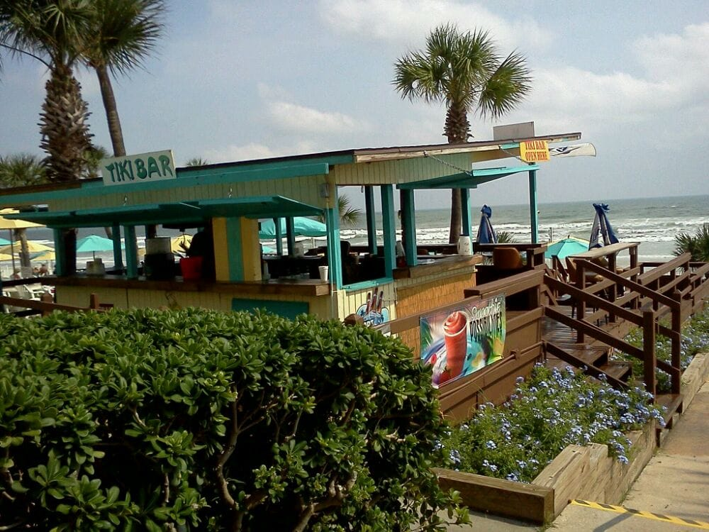 Perrys Cafe & Tiki Bar - Tiki Bars - 2209 South Atlantic ...