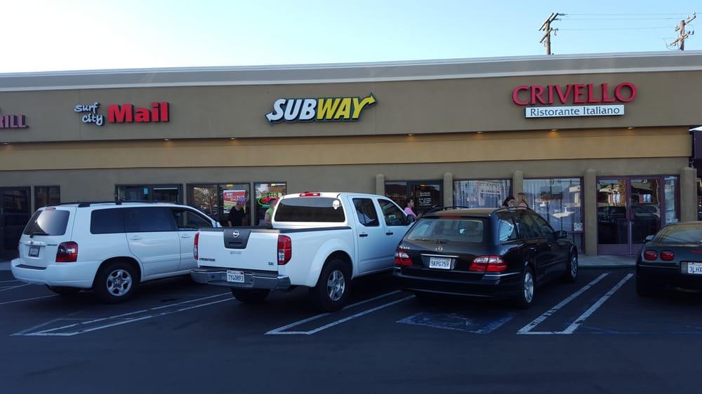 Subway Restaurants Huntington Beach Ca