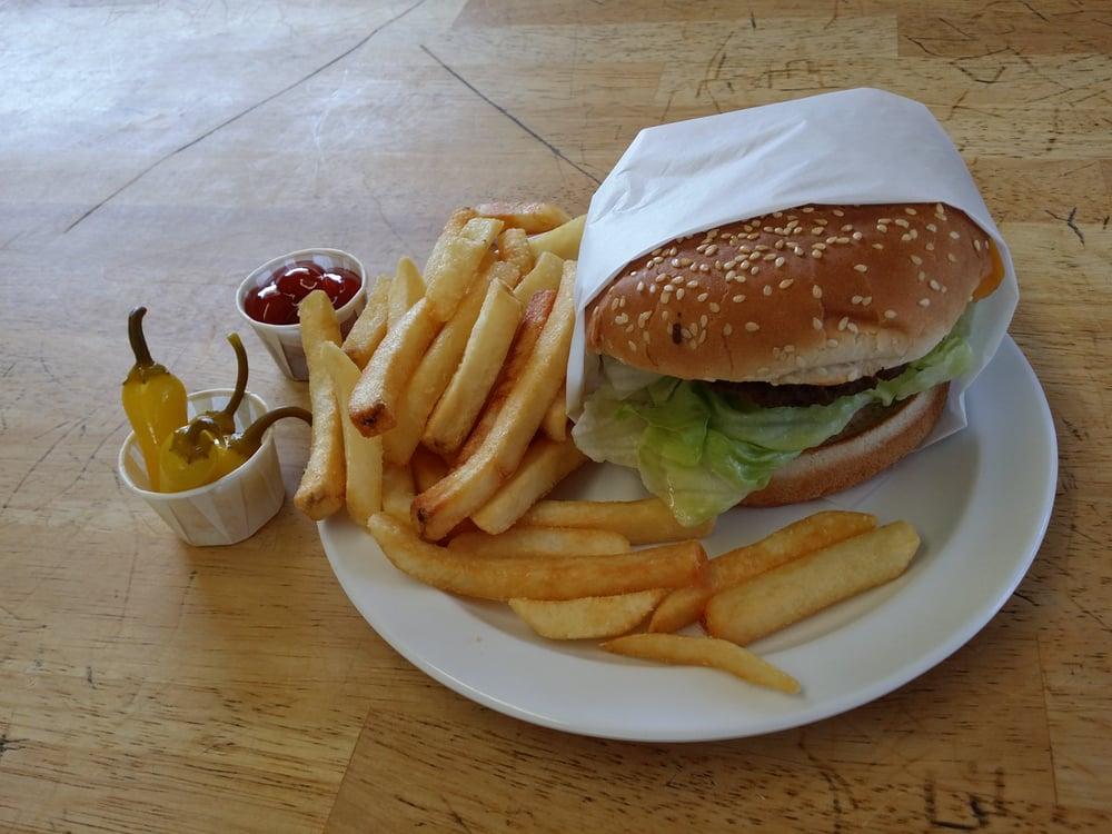 John's Burger: 1155 W 2nd St, San Bernardino, CA