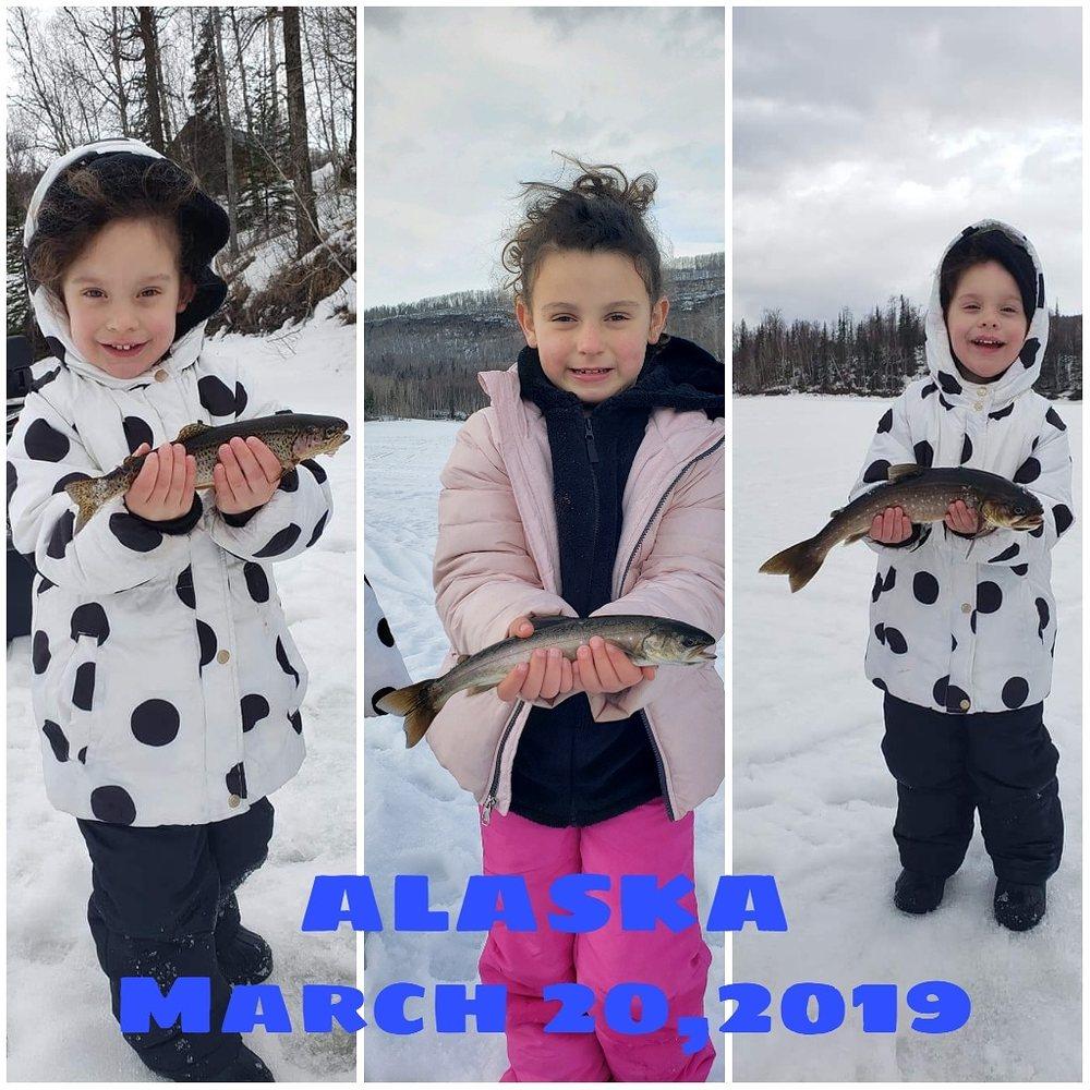 Alaska Lakes Fishing Guide: Palmer, AK