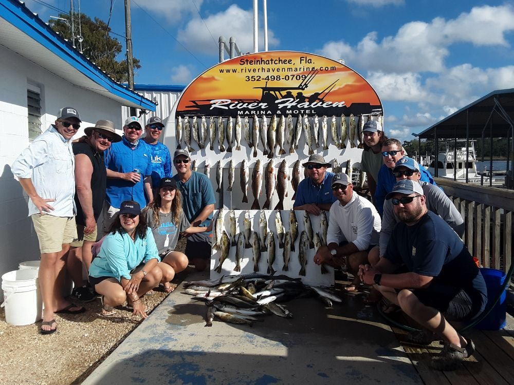 Captain Mike Baker Charters: 217 14th St E, Steinhatchee, FL