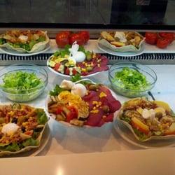 Evento Bar & Food - Insalate - Via Po 12, San Giuliano Milanese ...