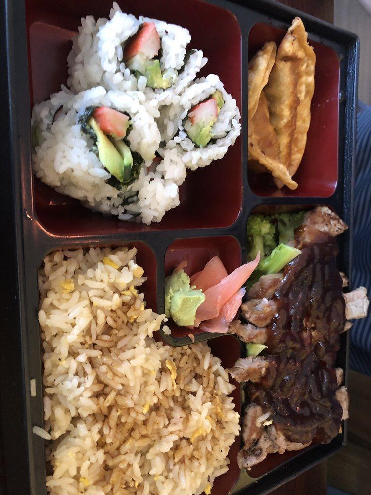 Dozo Sushi and Hibachi Restaurant: 6606 Calhoun Memorial Hwy, Easley, SC