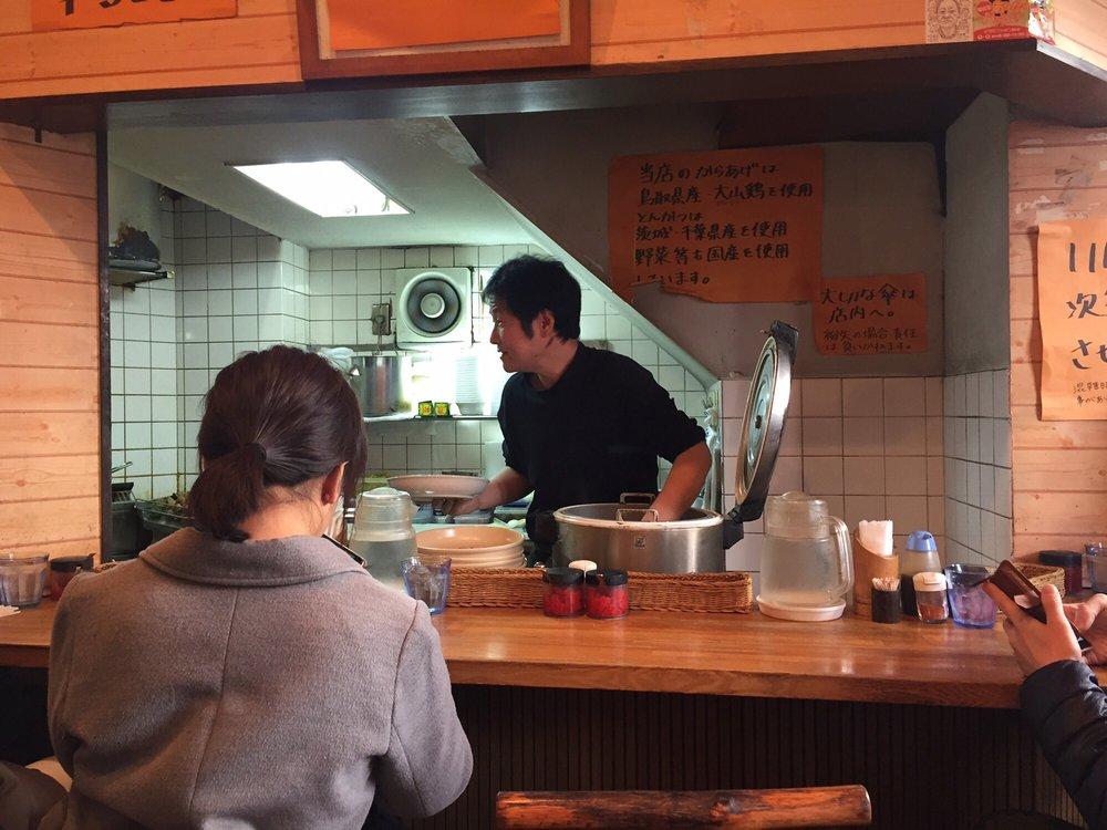 Curry Ya San Little Shop