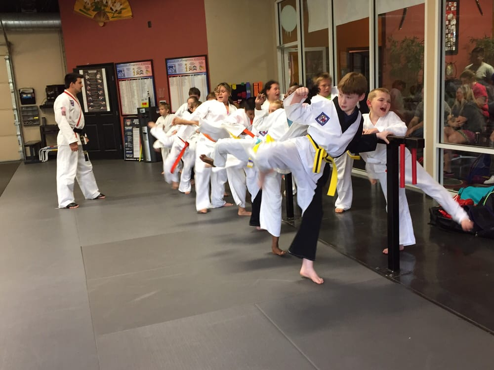 Longview Martial Arts Academy: 2901 N Eastman Rd, Longview, TX