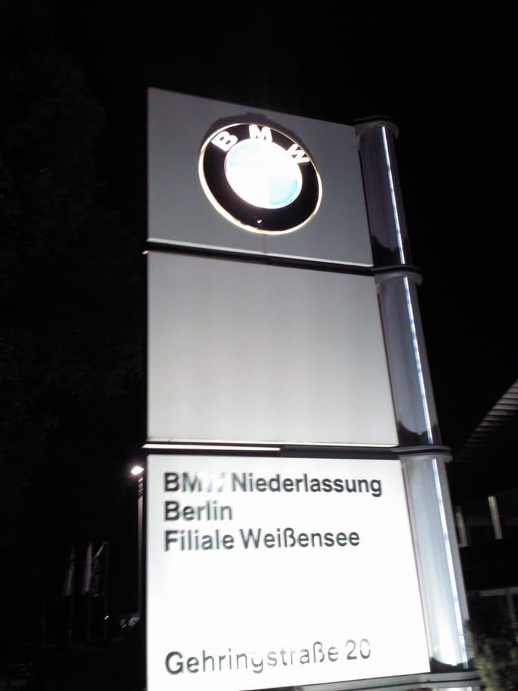 Fotos Zu Bmw Niederlassung Berlin Filiale Weissensee Yelp