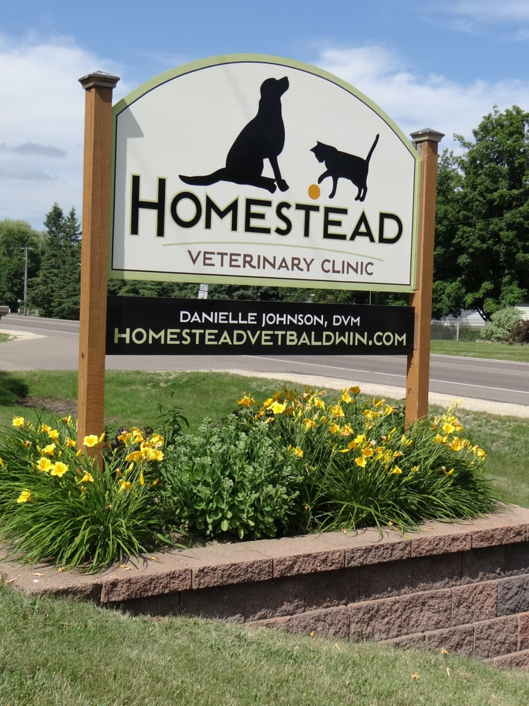 Homestead Veterinary Clinic: 390 8th Ave, Baldwin, WI