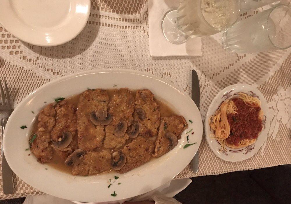Vince's Italian Restaurant & Pizzeria: 1341 Springwells St, Detroit, MI