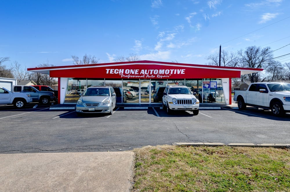Tech One Automotive