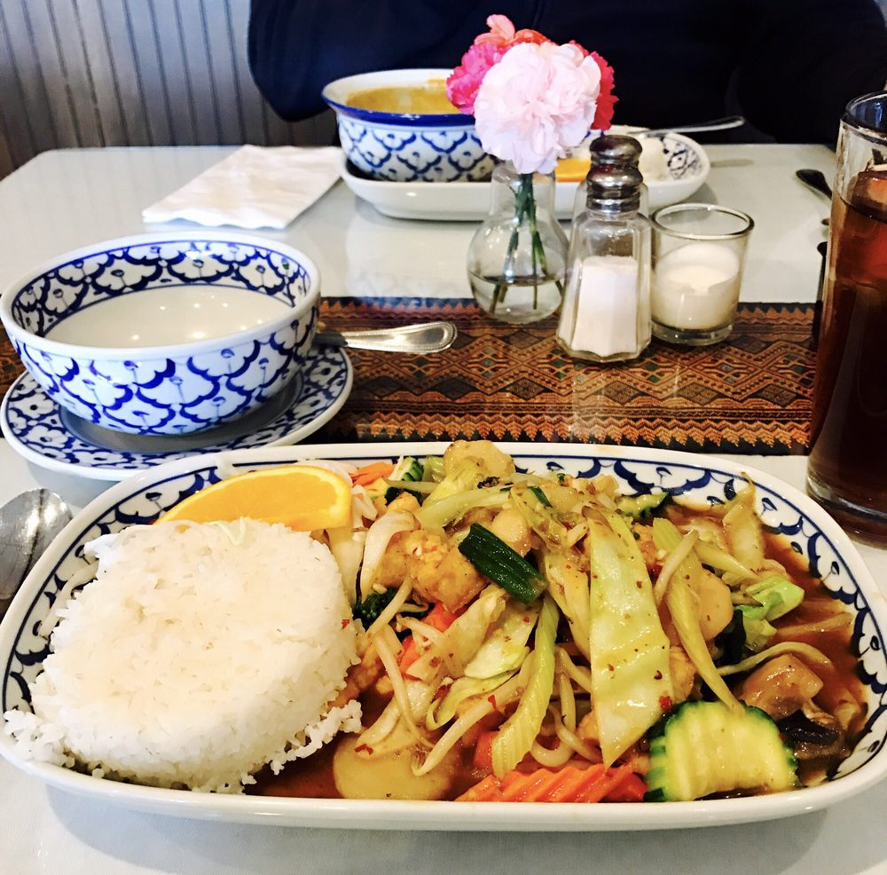 Bangkok Tokyo Restaurant: 599 Haywood Rd, Greenville, SC