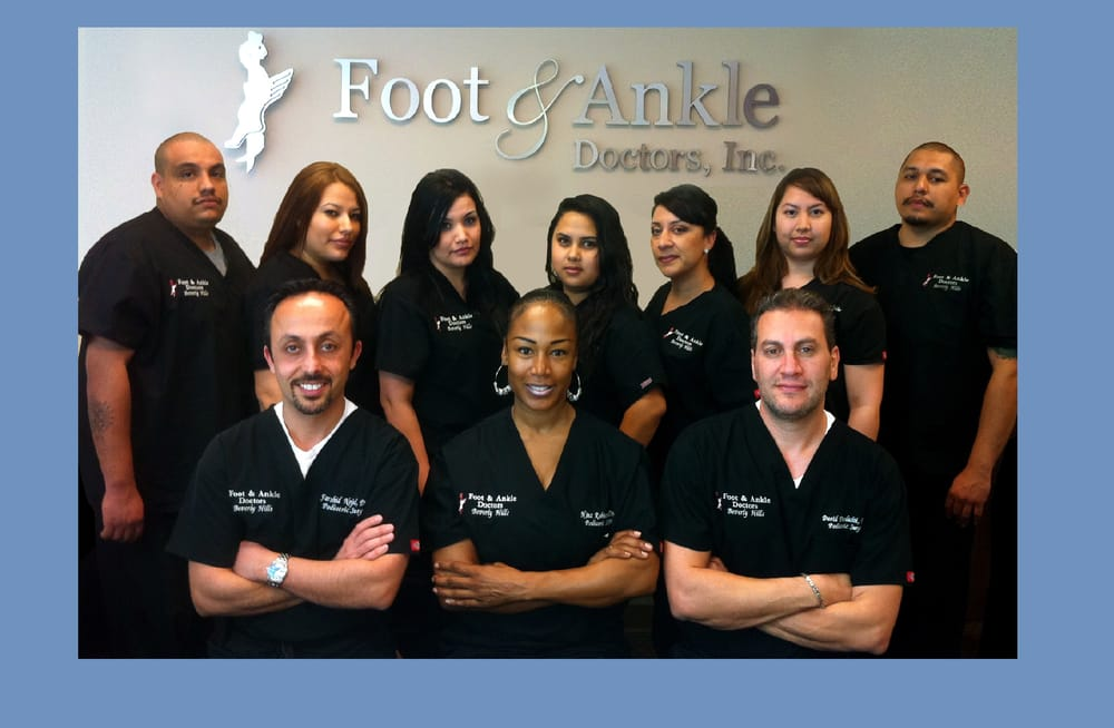 Foot & Ankle Doctors