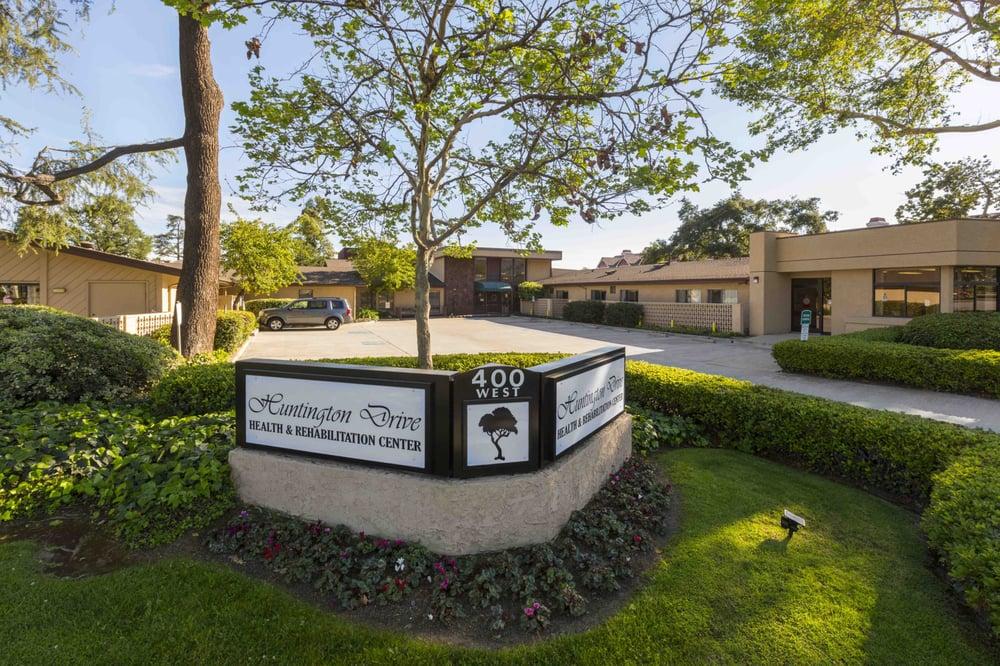 Huntington Drive Health And Rehabilitation Center Yelp