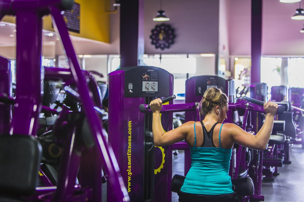 Planet Fitness - Jacksonville - Orange Park: 1980 Wells Rd, Orange Park, FL