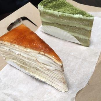 Mont Blanc Cake Arlington Heights