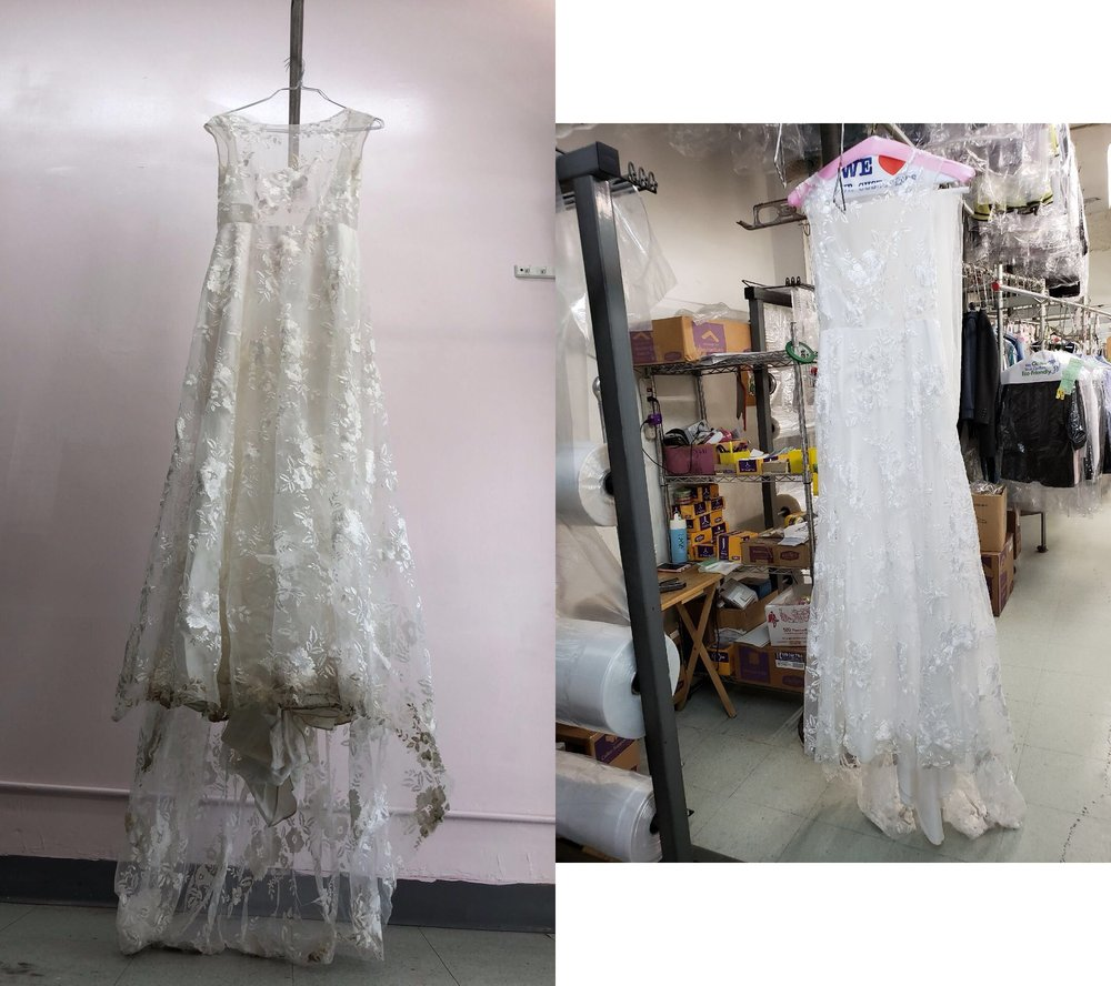 Wedding Dress Before After Yelp