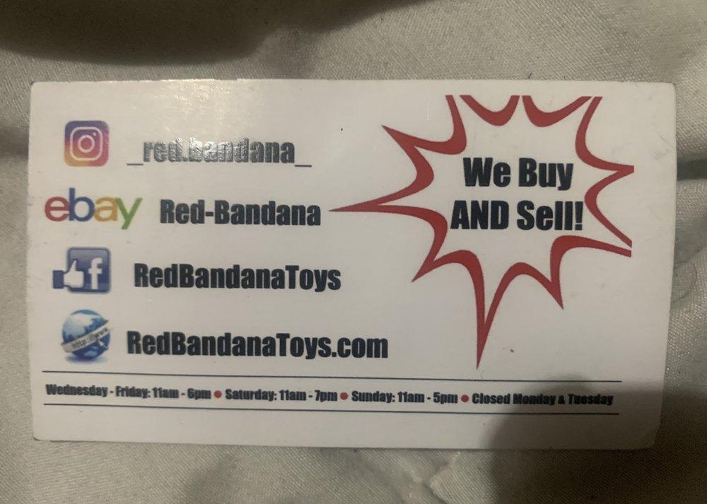 Red Bandana: 3 N Walnut St, Milford, DE
