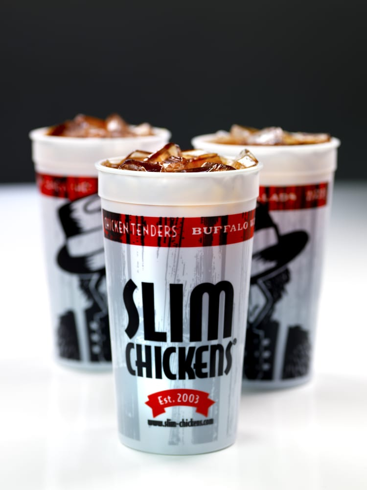 Slim Chickens: 7501 Phoenix Ave, Fort Smith, AR