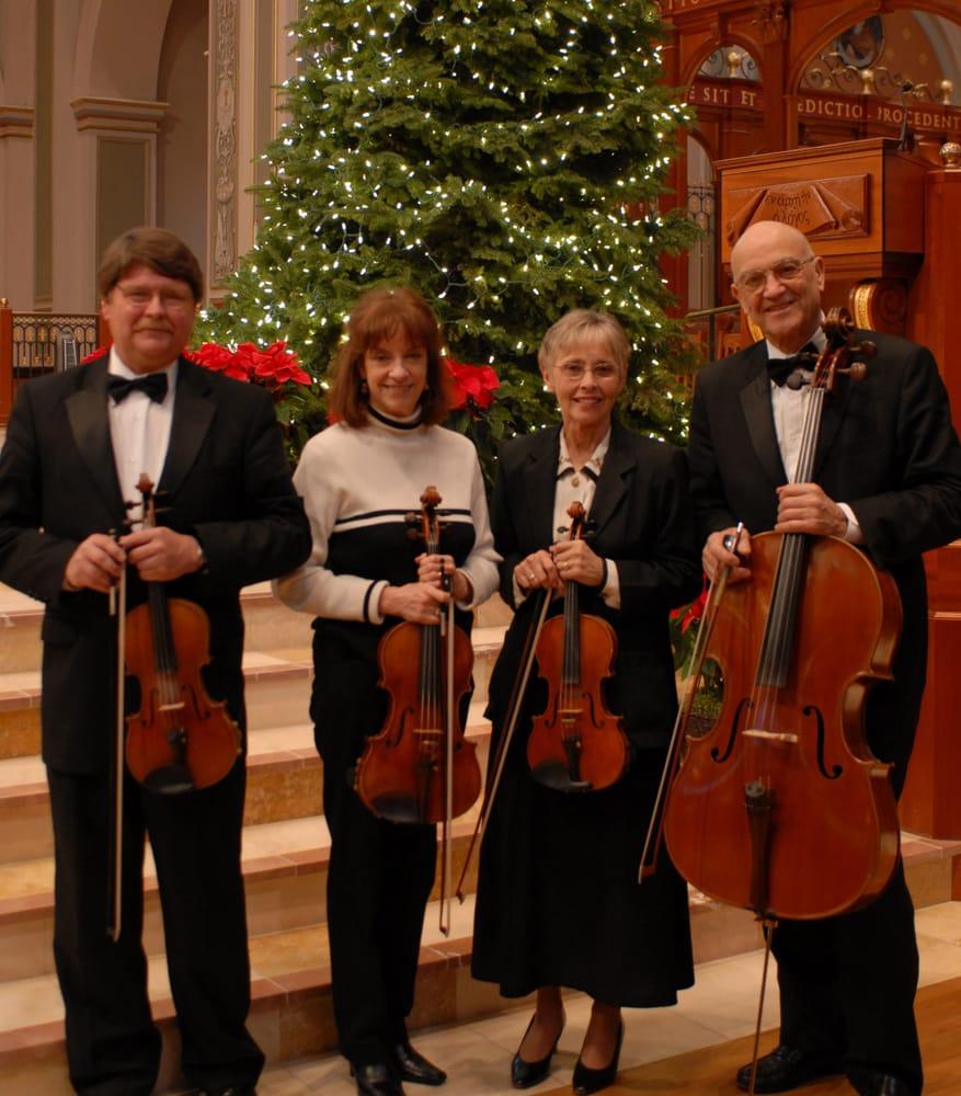 The Camellia String Quartet: Sacramento, CA