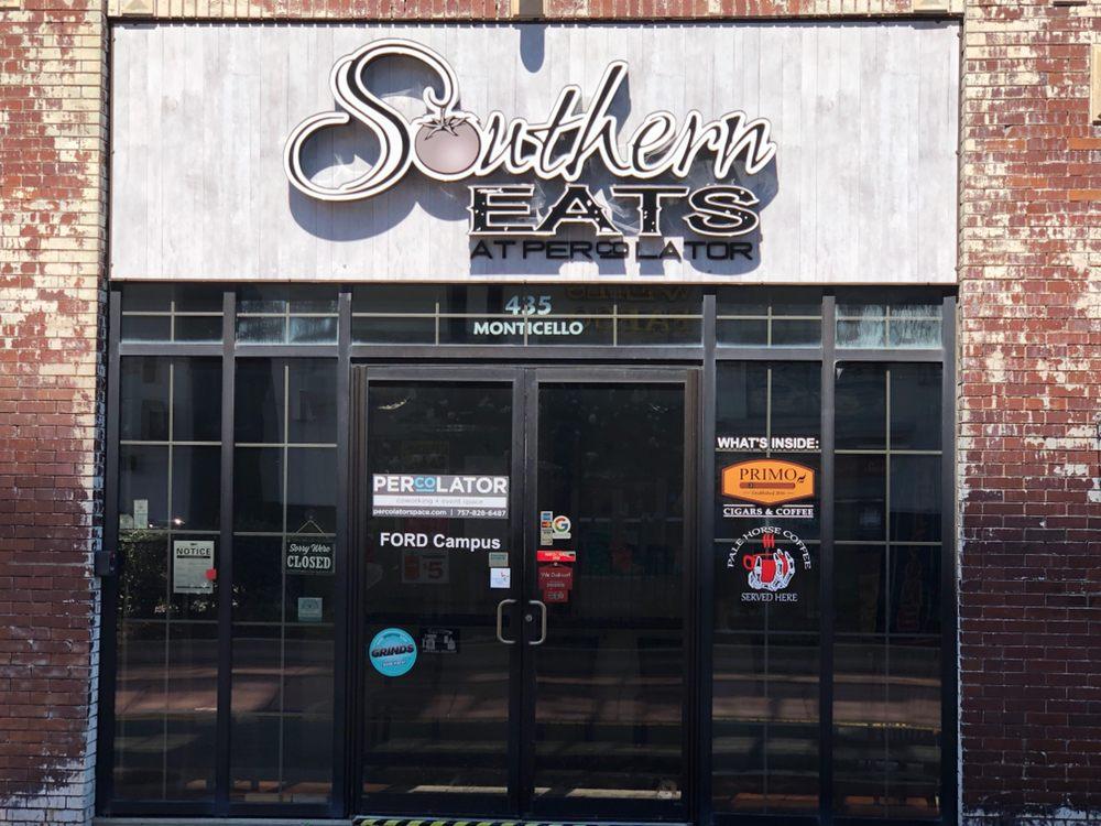 Southern Eats: 435 Monticello Ave, Norfolk, VA