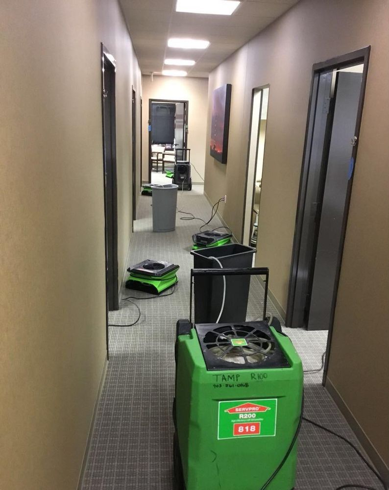 SERVPRO of Ebensburg: 6733 Admiral Peary Hwy, Loretto, PA