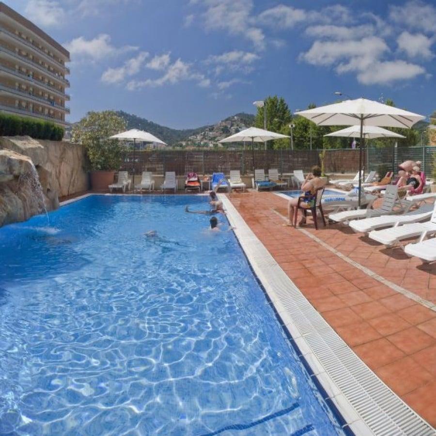 Hotel Serhs Sant Jordi Hotels Avenida Del Mar S N
