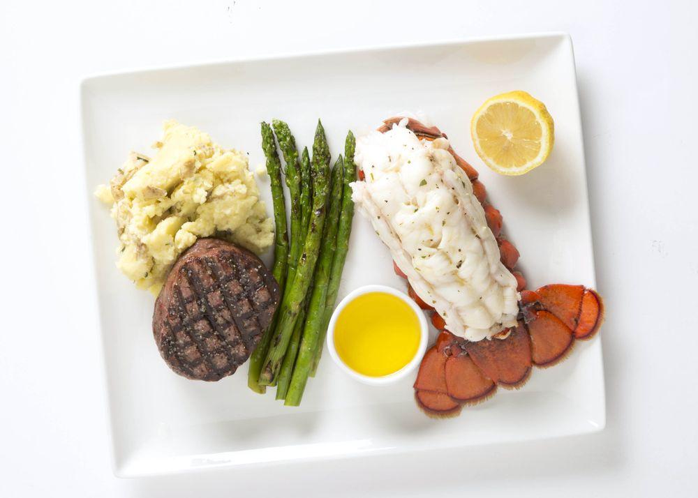 Devon Seafood Steak