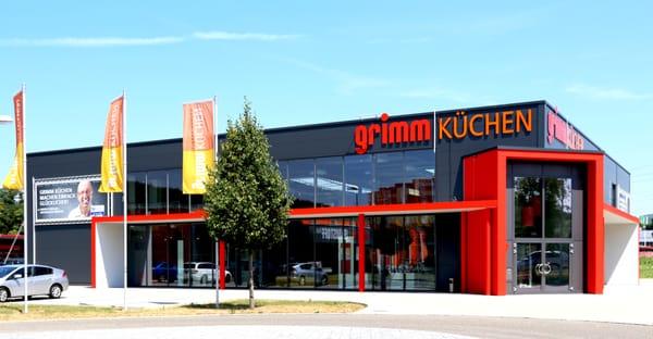 Grimm Küchen - Bad & Küche - Marie-Curie-Str. 7, Waldshut-Tiengen