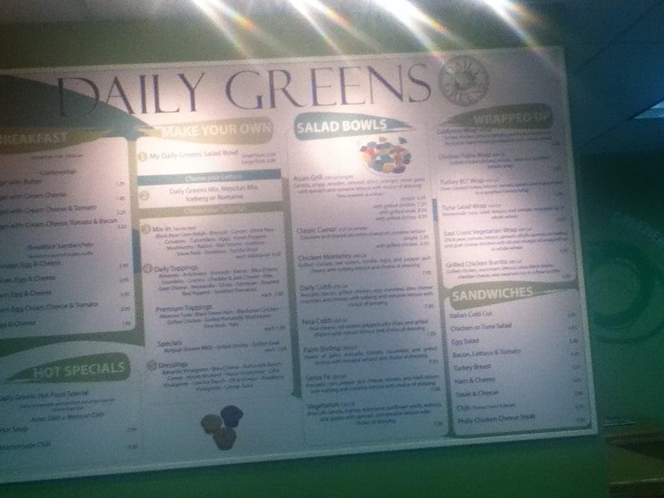 Daily Greens: 205 Van Buren St, Herndon, VA