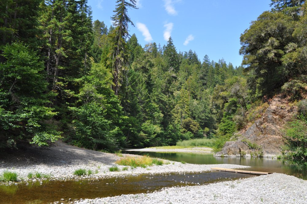 River's Bend Retreat Center: 18450 Ray's Rd, Philo, CA