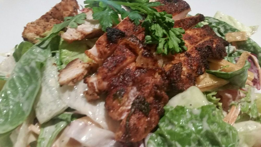 Castle cobb salad yelp for Anaheim majestic garden hotel yelp