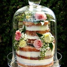 Beautiful Photo Of Suzanneu0027s Signature Wedding Cakes   Charlotte, NC, United States.  Naked Cake