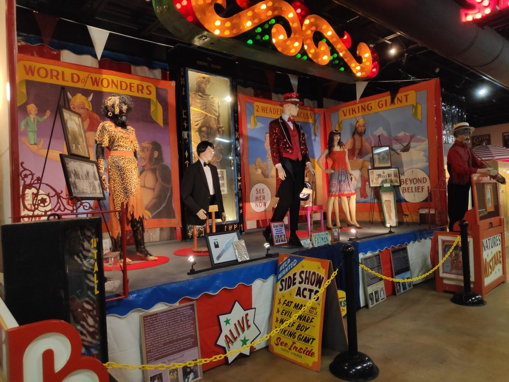 International Independent Showmen's Museum: 6938 Riverview Dr, Riverview, FL