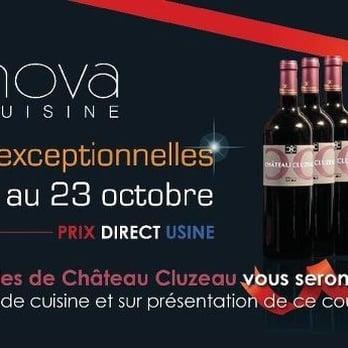 Inova Cuisines Maison Travaux Les Lacquets Campagnac