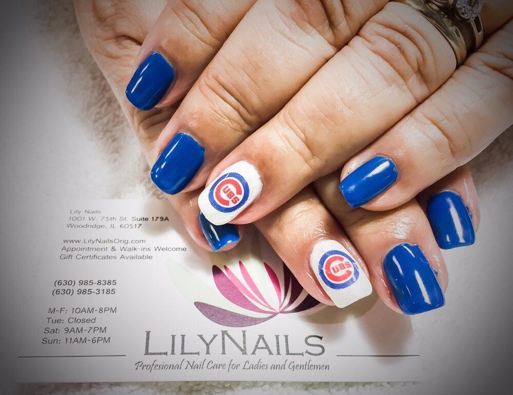 Lily Nails - 48 Photos & 12 Reviews - Nail Salons - 1001 W 75th St ...