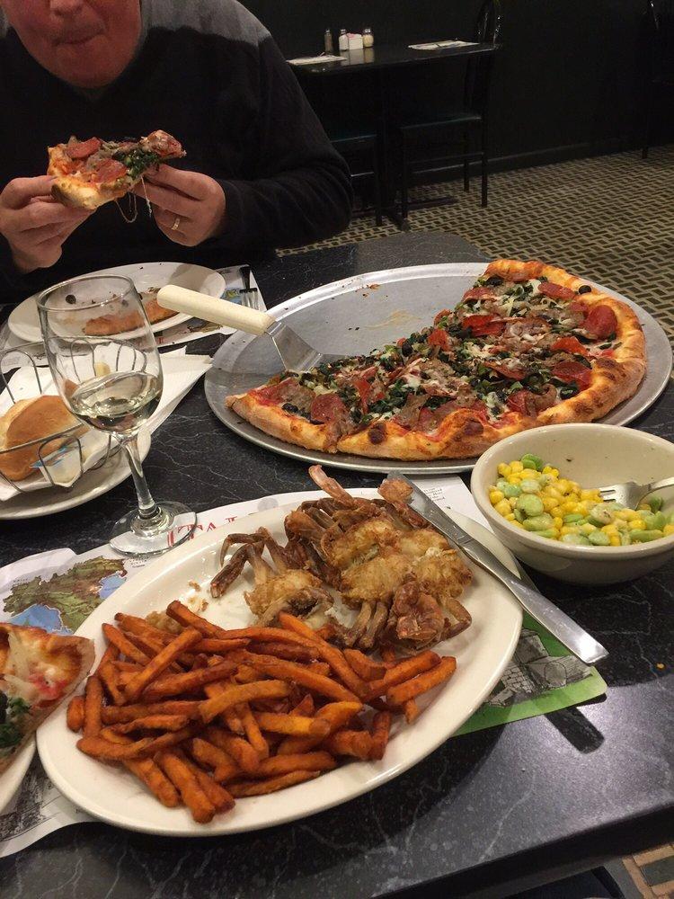 Little Italy Restaurant & Pizza: 10227 Rogers Dr, Nassawadox, VA