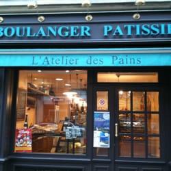 l atelier des pains bakeries 210 rue du faubourg st martin 10 me paris france phone. Black Bedroom Furniture Sets. Home Design Ideas