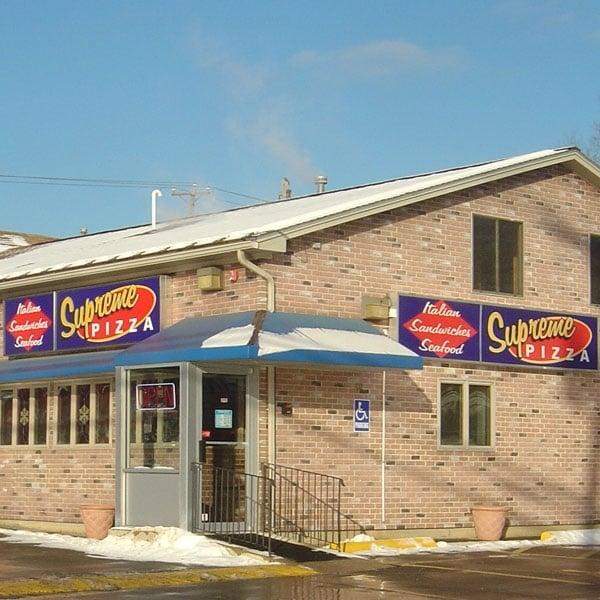 Supreme Pizza - Hooksett - New Hampshire