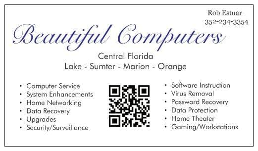 Beautiful Computers: 10829 Anna Belle Ave, Leesburg, FL