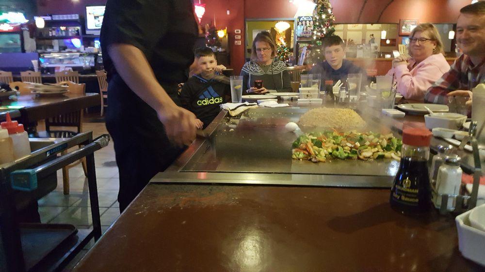 Branson Shogun Japanese Steakhouse & Sushi Bar