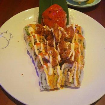The blue fish greenville 234 photos 327 reviews for Blue fish sushi menu