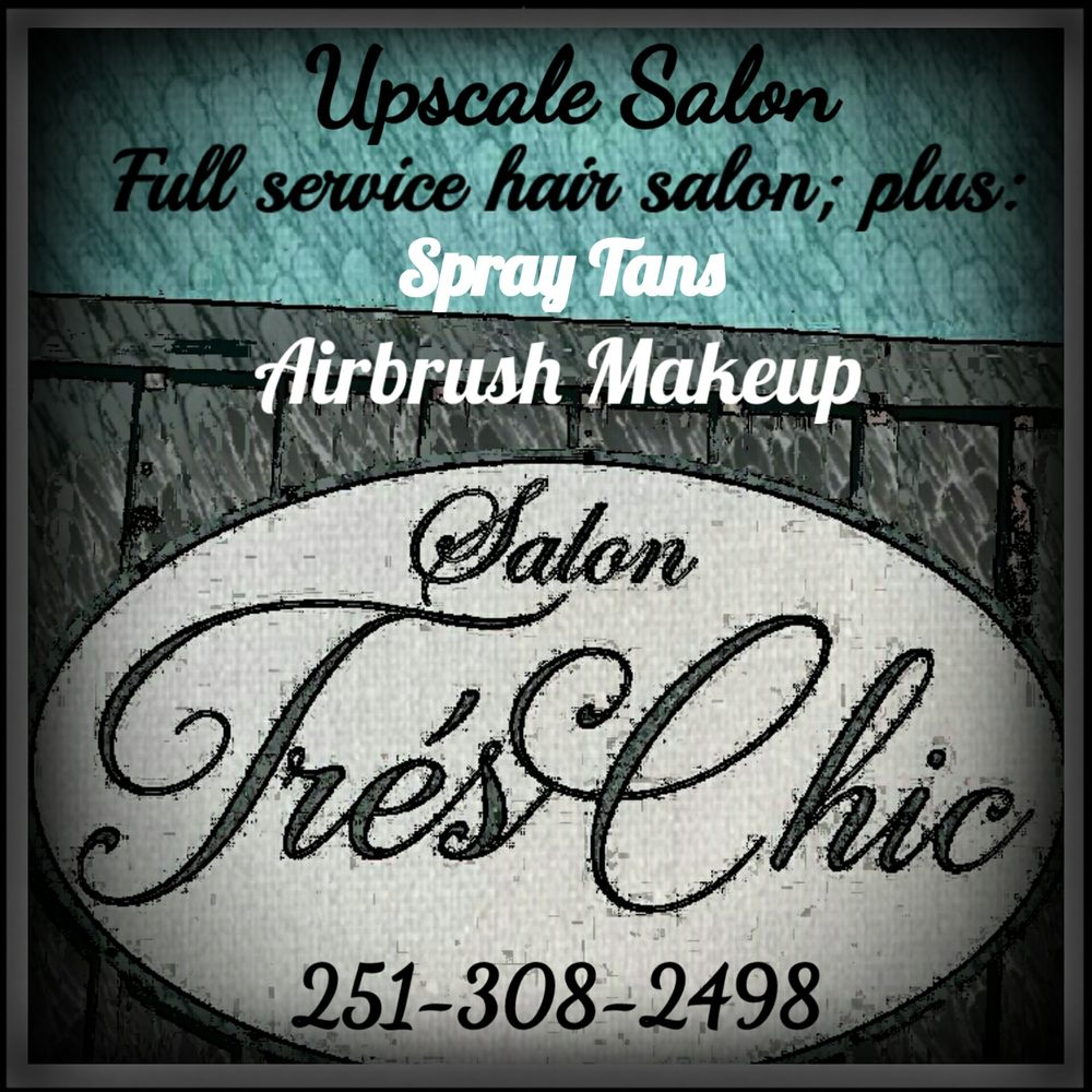 Salon TrS Chic: 212 Saraland Blvd N, Saraland, AL
