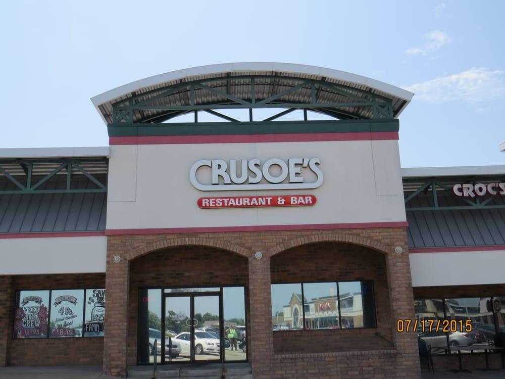 Crusoe S Restaurant And Crocs Sports Bar
