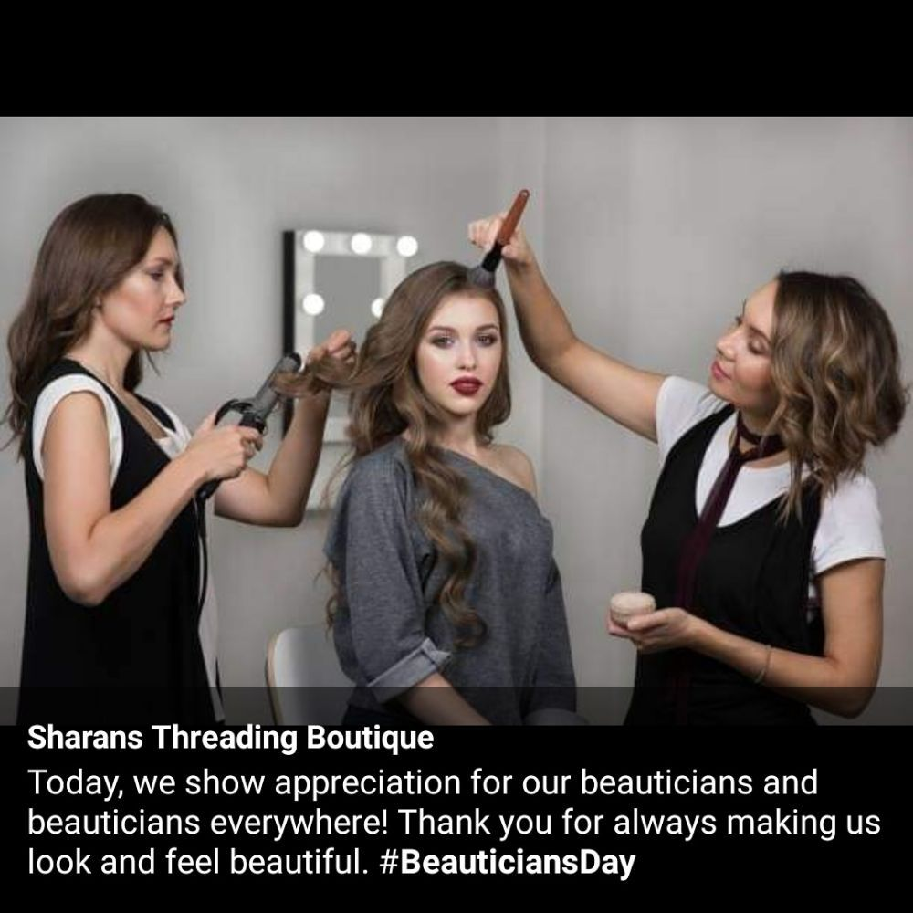Sharan's Threading Boutique: 35754 Fremont Blvd, Fremont, CA