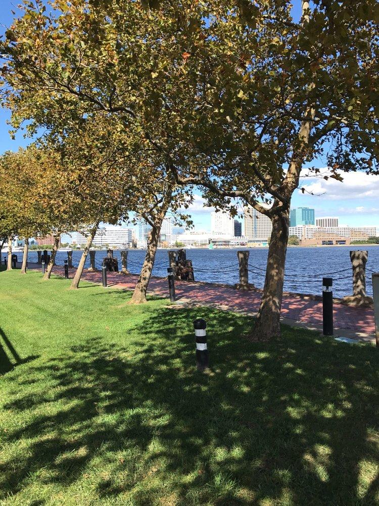 River Front Park: River Front Park, Portsmouth, VA
